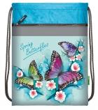 Мешок для обуви бабочка Цена: 350 – 50% = 175 рублей