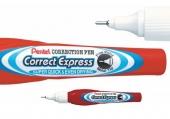 Кор.ручка 7мл.,1.00мм Pentel Correct Express