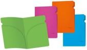 Папка-уголок Expert Complete Neon Drive 180 мк с 3 отделениями, цвета ассорти