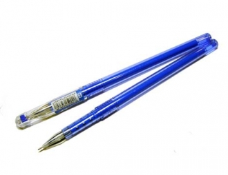 Ручка гелевая AIHAO синяя (игольч.наконечник) .35мм