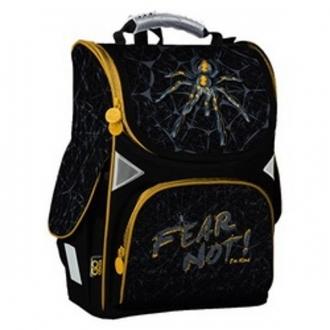 Рюкзак GoPack Education каркасный  5001-9 Spider