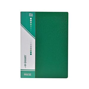 Папка с 20 файлами inФормат зеленая