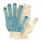 Перчатки х/б Мастер,с ПВХ защитой от скольжения