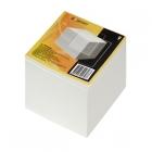 Блок непрокл. Куб 9х9х9см,80г,бел.