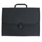 Портфель А4  7 отд. 0,95мм отор,черный