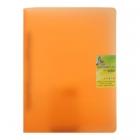 Папка-скоросшиватель c карманом COLOURPLAY, ф.A4, 0,7мм, ассорти