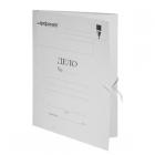 Папка для бумаг с завязками 370гр.белая