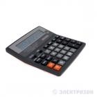 Калькулятор Citizen SDC-660 II/16разр/2пит/