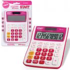 Калькулятор STAFF STF-6212  12 разр.,.,2питания блист