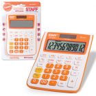 Калькулятор STAFF STF-6222 ,6212 12 разр.,настольн.,2питания/блистер