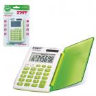 Калькулятор STAFF STF-6238  8 разр.,карман,2питания/блистер
