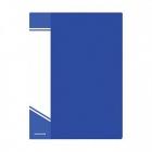 Папка с 20 файлами inФормат синяя