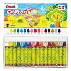 ����� ������.16��. Pentel Crayons � �������