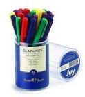 Ручка шар. SlimeWrite.Joy  0,5мм,синяя