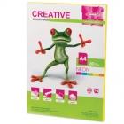 Бумага  Сreative color   А4, 80г/м, 50л. неон желтая