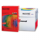 Бумага IQ Color Intensive  А4 500л. 80г/м2 кораллово-красный