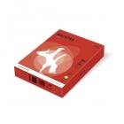 Бумага Maestro  А4, 100л. 80г/м2 кораллово-красная