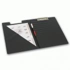 Папка-планшет А4 Brauberg с верхн.прижим. и крышкой (картон/ПВХ)