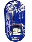 Ручка перьевая Aihao Цветы (+ 6 капсул) в блистере