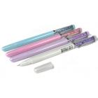 Ручка гелевая  Mazari Charm 0.5мм. со стразами, синяя