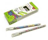 Ручка гелевая Intelligent (пиши-стирай) игольч. стержень