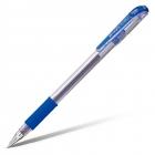 Ручка гелевая Pentel Technica 0.4мм синий стержень