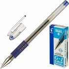 Ручка гелевая Pilot (антиск) синяя