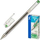 Ручка гелевая Pilot зеленая