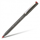 Ручка капилярная Pentel  Ultra Fine Advance 0.6мм.(одноразовая) красные чернила